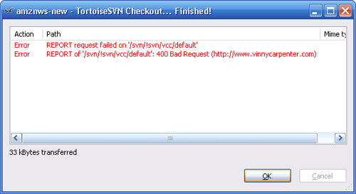 TortoiseSVN-proxy-error