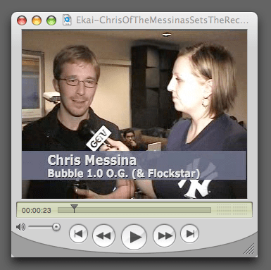 GETV: Chris of the Messinas sets the record straight