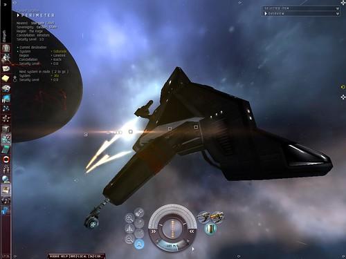 2005.12.23.17.31.23 Ibis Jumped into Jita Stargate