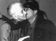 Silvano Agosti e Rita Levi-Montalcini