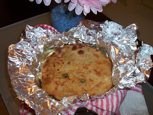 Alu Parathas