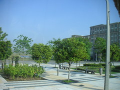 Putrajaya sidewalk