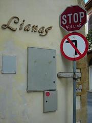 Lianas Stop Killing