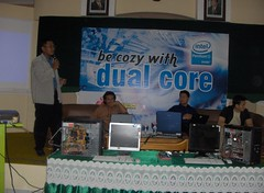 Be Cozy with Intel Dual Core