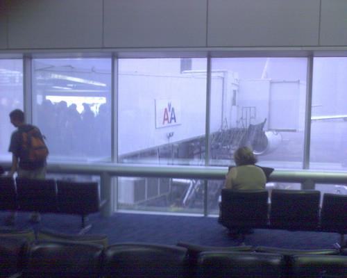 waiting gate