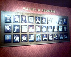 Binion's Gallery of Champions