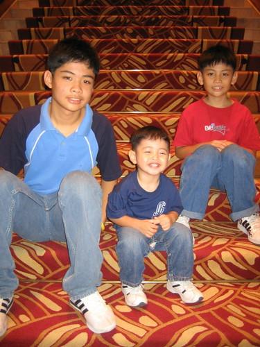Matt, Jake, Kyle