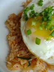 kimchee fried rice