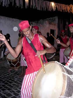 Olinda drummer