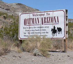 Welcome to Oatman
