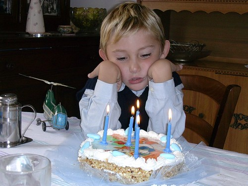 Compleanno, settembre 2004