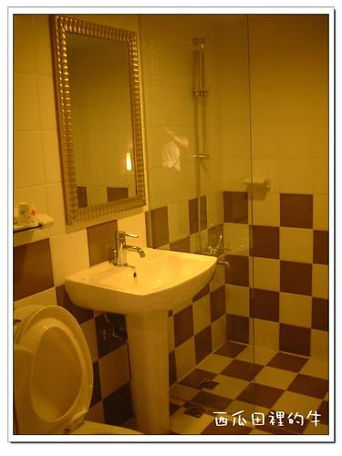 河堤精品旅館-浴室