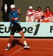 Tomas Berdych, French Open 2006