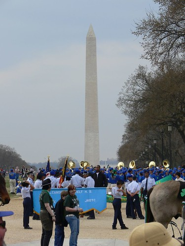 The Band and the Monument
