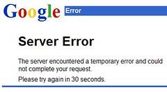 Google Errors
