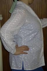 blouse side