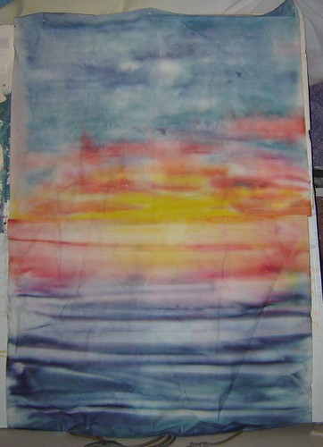 sunrise fabric
