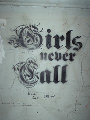 girls never call
