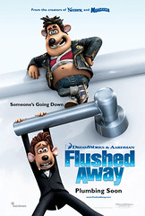 Flushed Away Poster Art
