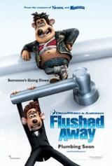 Flushed Away Poster Art