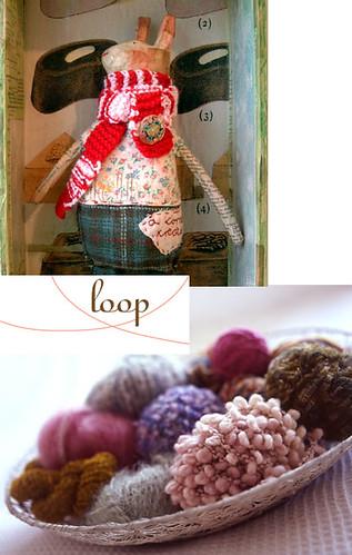Linda Bloomfield, Ruth Cross + Loop in London!