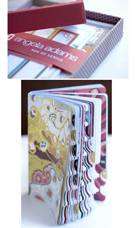 Angela Adams: New Papergoods!