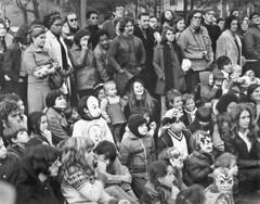 40 halloween crowd on the boston common