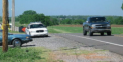 Arcadia, Oklahoma - a speed trap? - Route 66 News