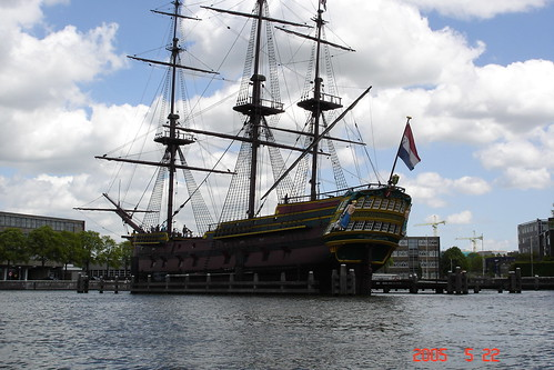 Amsterdam Ship