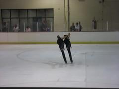 Men's Pairs skating