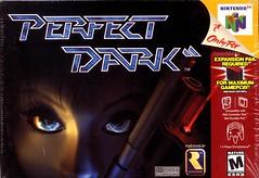 Perfect Dark Cover