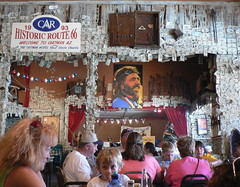 Willie in the Oatman Hotel