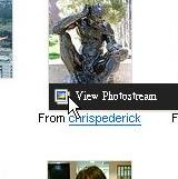 Flock 為 Flickr 加上的功能