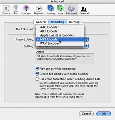 Convert MP4 audio to MP3 - step 5