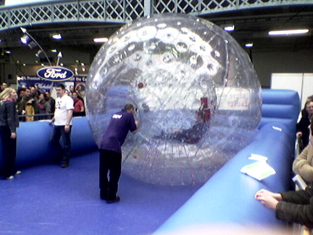 Huge Great Zorb Thing