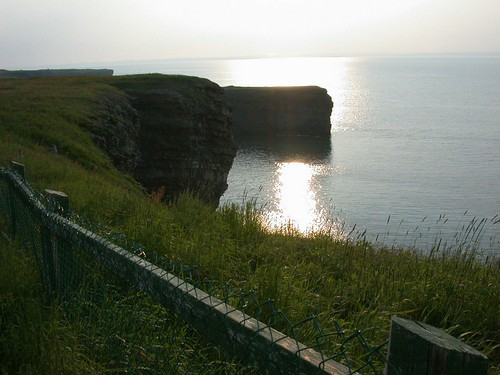 West Side of Bell Island
