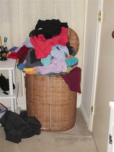 Big Pile o' Laundry