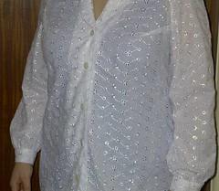 blouse front
