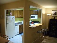 bright & clean kitchen