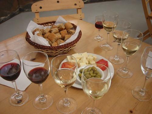 Boutari Wine Tasting - the good stuff