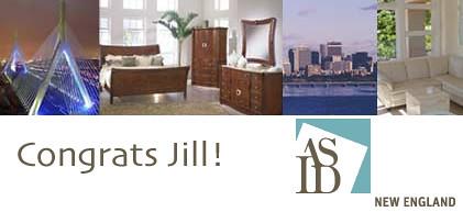 ASID Student Award Winner: Jill Garzik