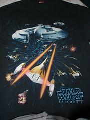 Polera Star Wars