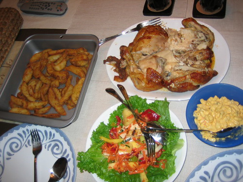 American Idol TV Dinner