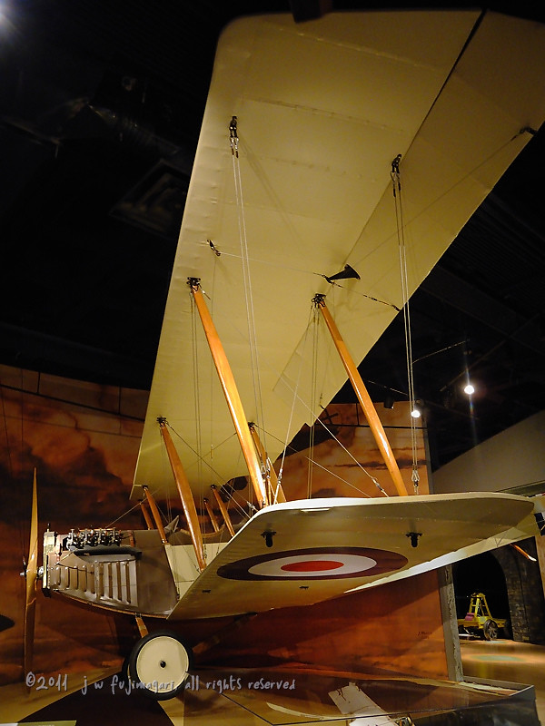 Bi-Plane Flown By Fred McCall