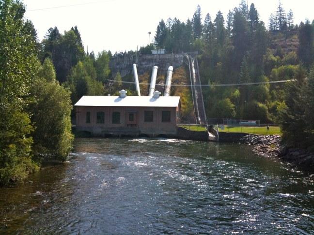 Bigfork Dam