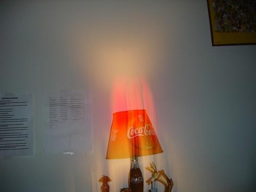 Umm, a lamp on acid?