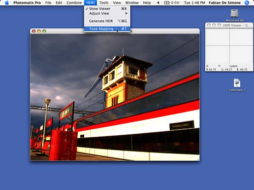 HDR TUTORIAL STEP 8