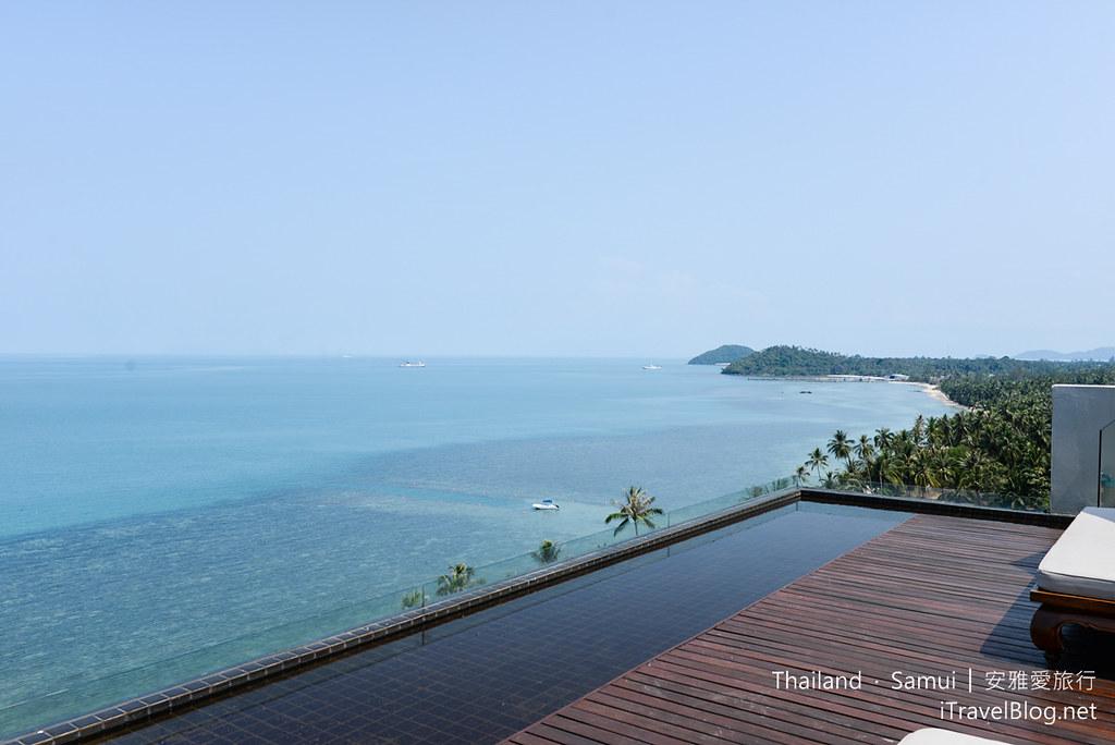 蘇美島酒店 InterContinental Samui Baan Taling Ngam Resort 45