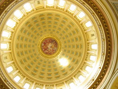 Cupola of State Capitol