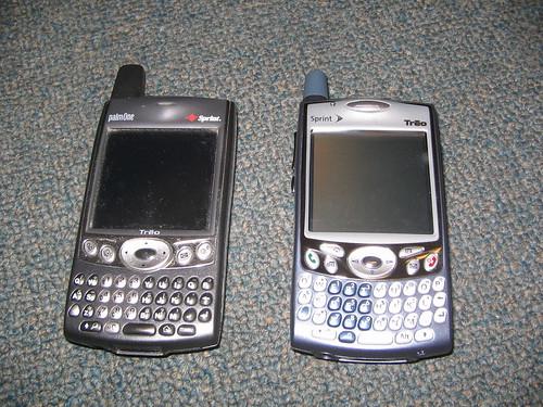 Treo 600 and Treo 650